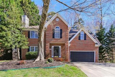 Greensboro Single Family Home For Sale: 4404 Brandt Ridge Drive
