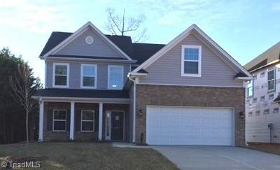 Summerfield Single Family Home For Sale: 5206 Torney Court #45