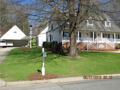 Lexington Single Family Home For Sale: 315 Balsam Drive