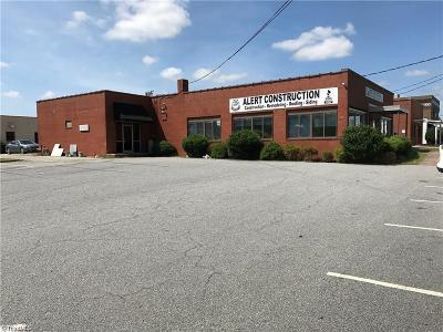 Greensboro Commercial For Sale: 1206 Wendover Avenue E