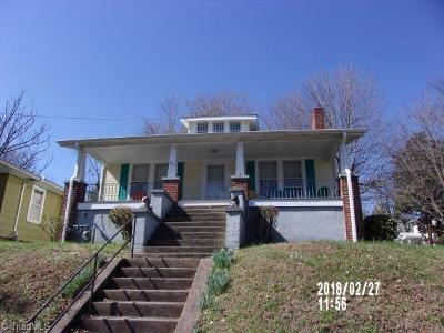Single Family Home Due Diligence Period: 300 Corona Street