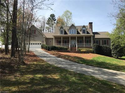 Advance Single Family Home For Sale: 211 Shady Grove Lane