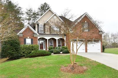 Winston Salem Single Family Home Due Diligence Period: 108 Panther Creek Court