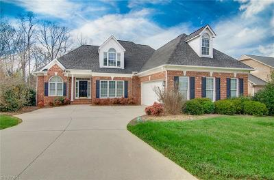 Single Family Home For Sale: 5021 Bearberry Point