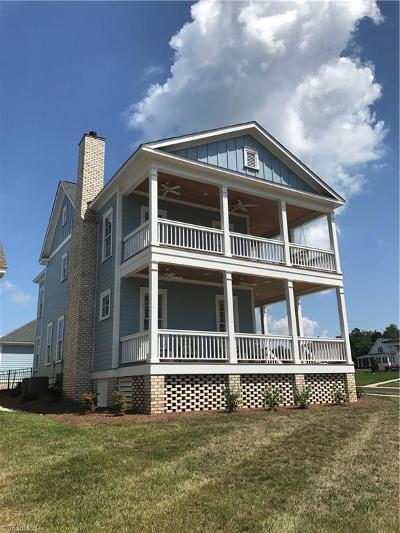 Winston Salem Single Family Home For Sale: 1359 Stable Bend Lane