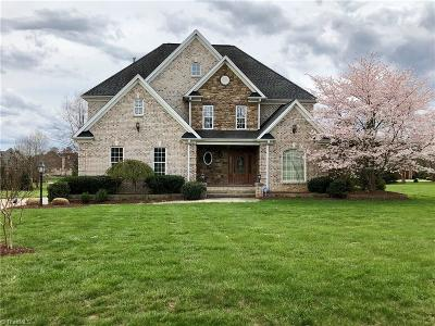 Summerfield Single Family Home For Sale: 4405 Bianco Terrace