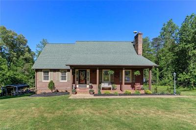 Single Family Home For Sale: 491 Chandler Mill Road