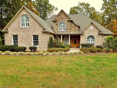Summerfield Single Family Home For Sale: 6800 Buckley Drive