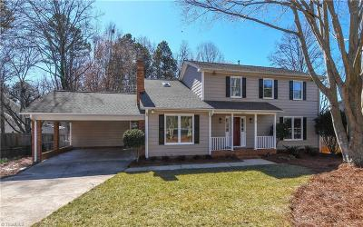 Greensboro Single Family Home Due Diligence Period: 3703 Pinetop Road