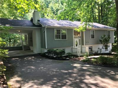 Winston Salem Single Family Home For Sale: 4442 Robinhood Road
