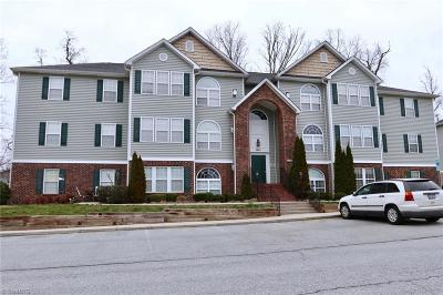 Alamance County Condo/Townhouse For Sale: 3483 Forestdale Drive #3C