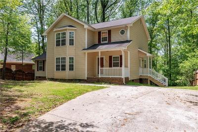 Winston Salem Single Family Home For Sale: 944 Highland Glen Road