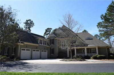New London NC Single Family Home For Sale: $1,199,000