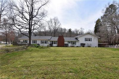 Davidson County Single Family Home For Sale: 814 Hunt Road