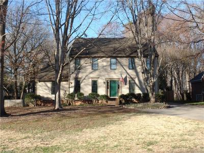High Point Single Family Home Due Diligence Period: 2005 La Vista Drive