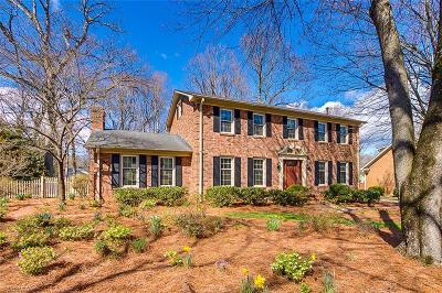 Greensboro Single Family Home Due Diligence Period: 1011 Bearhollow Road