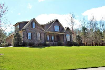 Guilford County Single Family Home For Sale: 3505 Autumn Hills Drive