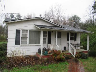 Browns Summit Single Family Home For Sale: 7439 Friendship Church Road