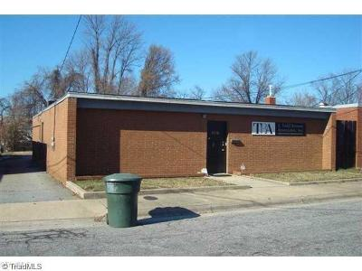 Greensboro Commercial For Sale: 1015 Huffman Street