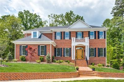 Greensboro NC Single Family Home For Sale: $959,000