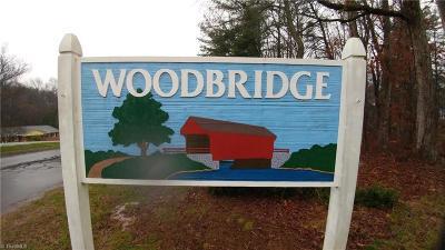 Kernersville Residential Lots & Land For Sale: Woodbridge Drive