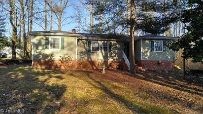 Greensboro Single Family Home For Sale: 2608 Stratford Drive
