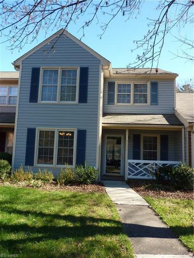 Winston Salem Condo/Townhouse Due Diligence Period: 2625 Windy Crossing