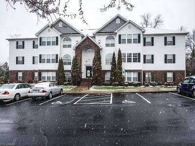 Greensboro NC Condo/Townhouse For Sale: $88,900