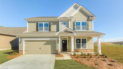 Kernersville Single Family Home For Sale: 1829 Ridge Creek Drive