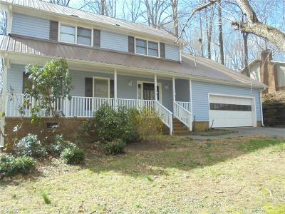 Kernersville Single Family Home Due Diligence Period: 1454 Old Coach Road