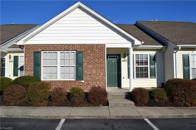 Kernersville Condo/Townhouse Due Diligence Period: 605 Bowen Lake Drive