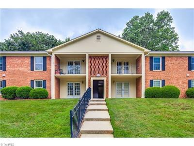 Greensboro Condo/Townhouse Due Diligence Period: 4608 Lawndale Drive