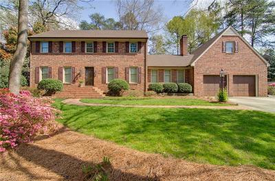High Point Single Family Home For Sale: 1309 Swanner Court