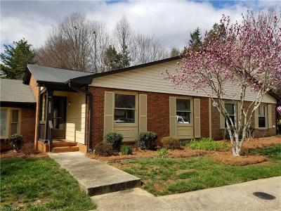 Greensboro Condo/Townhouse Due Diligence Period: 4828 Tower Road #C