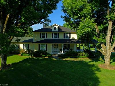 Single Family Home For Sale: 3248 E Us Highway 64