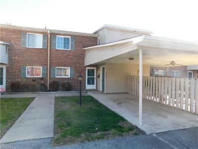 High Point Condo/Townhouse Due Diligence Period: 2233 Shadow Valley Road #C