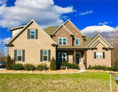 Kernersville Single Family Home Due Diligence Period: 4018 Ridgeline Drive
