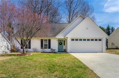 Clemmons Single Family Home Due Diligence Period: 225 Field Brook Drive