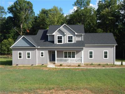 Reidsville Single Family Home For Sale: 13664 Us Highway 158