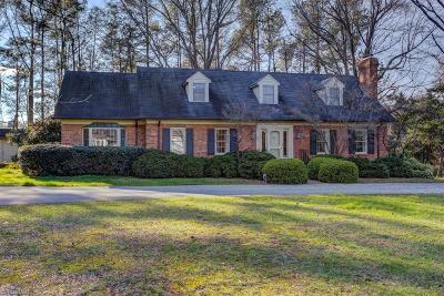 High Point Single Family Home Due Diligence Period: 1415 Heathcliff Road