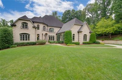 Greensboro NC Single Family Home For Sale: $795,000