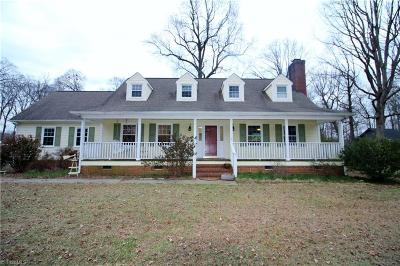 Pleasant Garden Single Family Home Due Diligence Period: 4709 Alliance Church Road