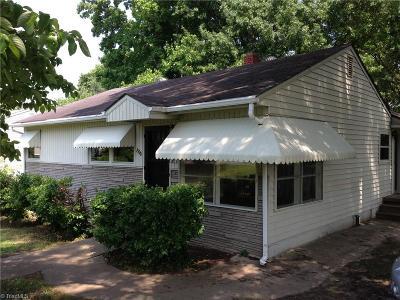 Greensboro Single Family Home For Sale: 1500 Summit Avenue