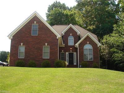 Whitsett Single Family Home For Sale: 711 Greyrock Road