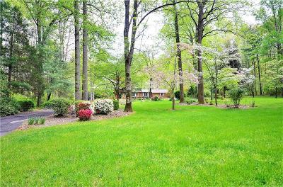 Winston Salem Single Family Home For Sale: 3145 Willard Road