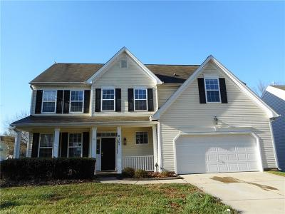 Greensboro NC Single Family Home For Sale: $198,250
