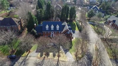Winston Salem NC Single Family Home Due Diligence Period: $749,900