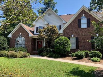 Summerfield Single Family Home For Sale: 7402 Summer Wind Court