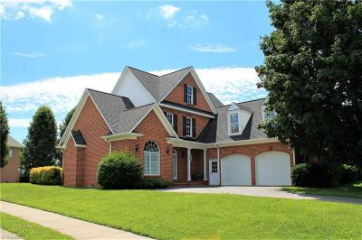 Clemmons Single Family Home For Sale: 8595 Waterford Village Court