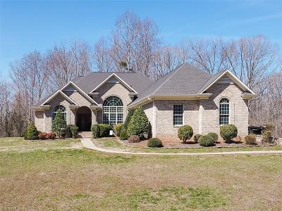 Alamance County Single Family Home For Sale: 2773 Creek Point Road